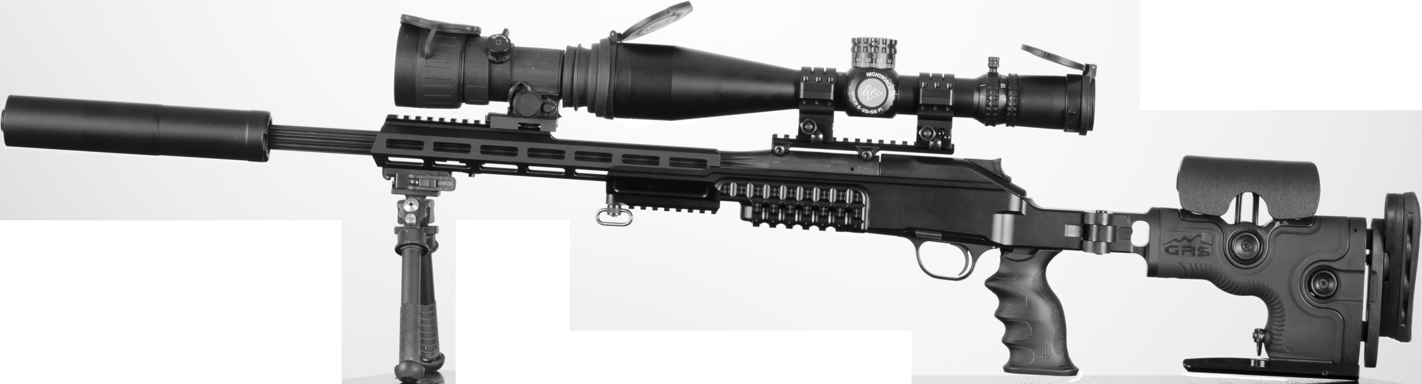 GRS Ragnarok_LeftView_Rifle_Blaser R8